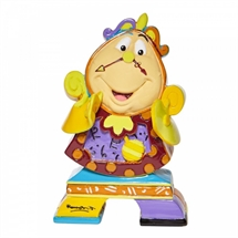 Disney by Britto - Cogsworth Mini Figur
