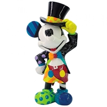 Disney by Britto - Mickey Mouse with Top Hat