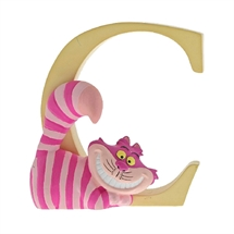 "Disney Enchanting - ""C"" - Cheshire Cat"