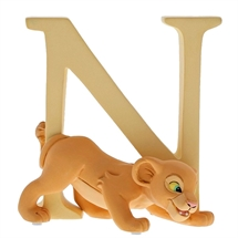 "Disney Enchanting - ""N"" Nala"