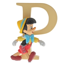 "Disney Enchanting - ""P"" Pinocchio"