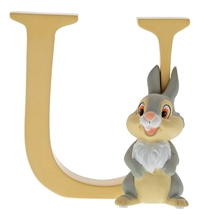 "Disney Enchanting - ""U"" Thumper"