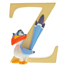 "Disney Enchanting - ""Z"" Zazu"