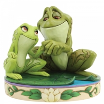 Disney Traditions - Amorous Amphibians (Tiana and Naveen)