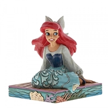 Jim Shore Disney Traditions, Be Bold (Ariel Figurine)