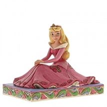 Jim Shore Disney Traditions, Be True (Aurora Figur)