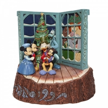 Disney Traditions - Carved by Heart, Christmas Carol