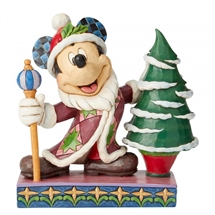 Disney Traditions - Jolly Ol St Mick (Mickey Mouse)