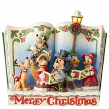 Disney Traditions - Merry Christmas Carol Storybook
