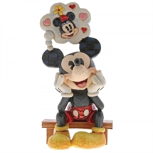 Disney Traditions - Thinking of You (Mickey Mouse Figur)
