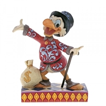 Disney Traditions - Treasure Seeking Tycoon (Scrooge)